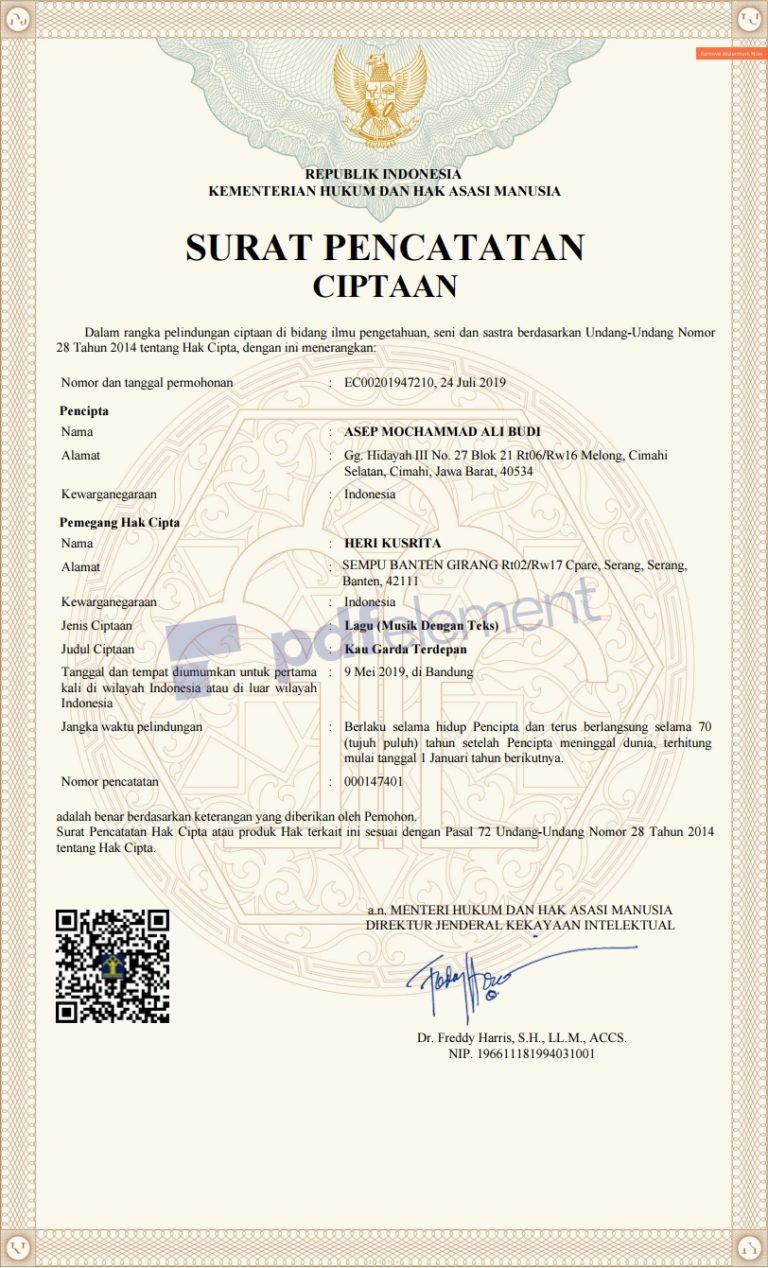 sertifikat_EC00201947210_kau garda terdepan